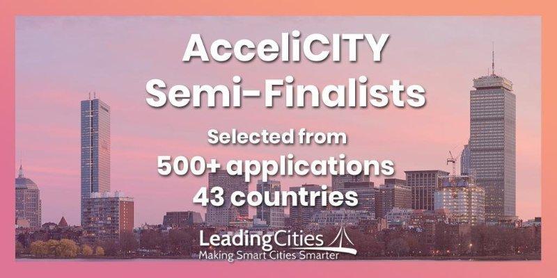 Accelicity Semi-finalist
