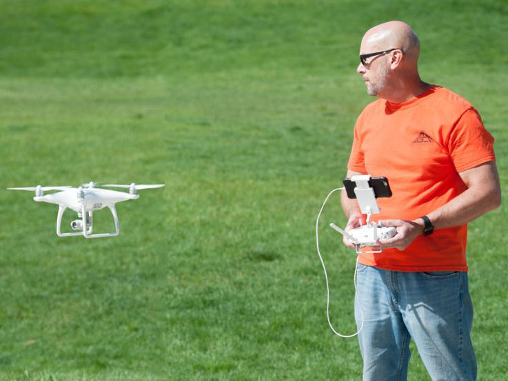 The Business of Drones in Colorado Springs